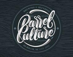 Barrel Culture - Logotype Design + 4K Timelapse