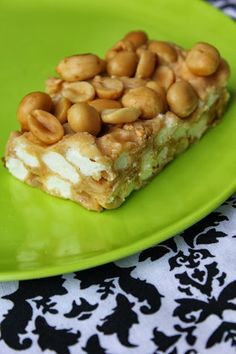 Deals to Meals: Salted Nut Roll Bars