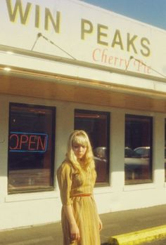 Petra Collins / Tavi Gevinson / Twin Peaks