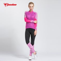 Tasdan 2016 Cycling Wear Cycling Clothes Cycling Jersey Sets Quick Dry Mountain Bicycle Racing Bike Sportswear  for Women's