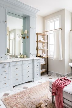 Bathroom decor for the bathroom remodel. Discover master bathroom organization, bathroom decor some ideas, bathroom tile ideas, bathroom paint colors, and much more. Decor, Home, Girls Bathroom, House Interior, Bathroom Interior, Master Bedroom Bathroom, Bathrooms Remodel, Bathroom Decor, Home And Living