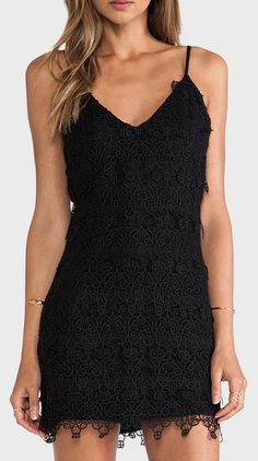 Dolce Vita Byzantine Dress in Black  oh gosh please can I have this!!!!