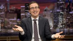 "Feb12. Is John Oliver's Show Journalism? He Says The Answer Is Simple: 'No'. ""Everything we do is in pursuit of comedy,"" Oliver says. But to get the comedy right, you have to get facts right: ""You can't be wrong about something, otherwise that joke just disintegrates."""