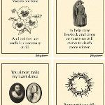 If Puritans made Valentine cards...