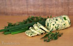 PANELATERAPIA - Blog de Culinária, Gastronomia e Receitas: Manteiga Temperada