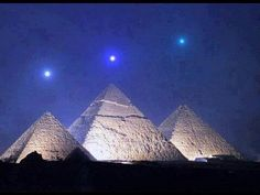 Pyramids of Giza and Orion's Belt