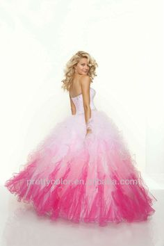 dresses short blue Picture - More Detailed Picture about puffy prom dress cheap plus size ball gowns little girl quinceanera dresses sweetheart tulle ruched fuchsia purple blue Picture in Prom Dresses from Suzhou Pretty Color Wedding Dress Evening Dress Co., Ltd.