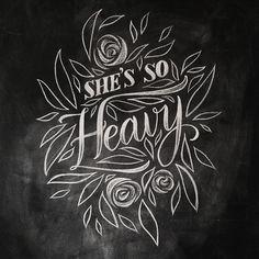 She's So Heavy by Casey Ligon