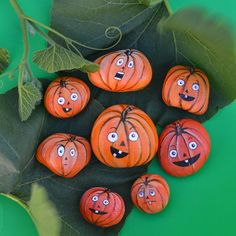 Get inspired by these 20 Halloween Painted Rock ideas and tutorials.