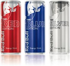 Red Bull Special Editions / Spain