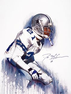Deion Sanders, Dallas Cowboys!