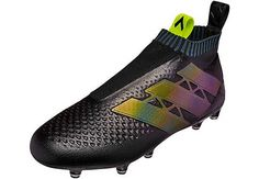Dark Space Pack in the house! Get the adidas Ace 16+ Purecontrol from www.soccerpro.com
