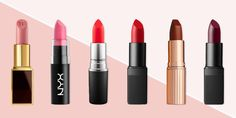 14 Shades of Matte From Lipstick Brands We Love - BestProducts.com