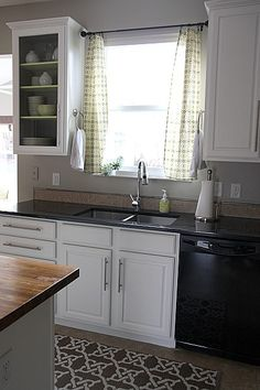 kitchen window treatments over sink boho ~ kitchen window treatments over sink & kitchen window treatments over sink diy & kitchen window treatments over sink boho & kitchen window treatments over sink wood & kitchen window treatments over sink cafe Kitchen Sink Window, Kitchen Window Curtains, Kitchen Window Treatments, Diy Curtains, Kitchen Towels, Brown Curtains, Bedroom Curtains, Colorful Curtains, Boho Kitchen