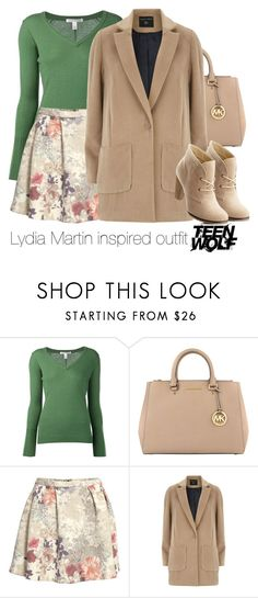 Lydia Martin inspired outfit/Teen Wolf by tvdsarahmichele on Polyvore featuring Autumn Cashmere, Dorothy Perkins, H&M and MICHAEL Michael Kors
