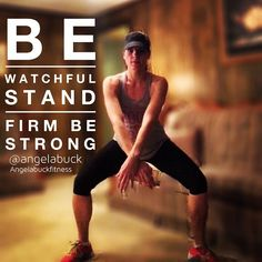 Listen. Be watchful. Stand firm. Be strong. www.facebook.com/angelabuckfitness If you're interested in redefining your life to become healthier, email me at redefinewithangela@gmail.com. I would love to help you! #redefine #redefinewithangela #redefined #quote #health #healthy #nutrition #cleaneating #fatburning #cardio #hearthealth #fitness #exercise #workout #fitspo #faith #noexcuses #justdoit #jesusfreak #fitchick #weightloss #fitspiration #motivation #inspiration…