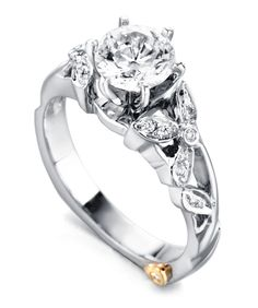 Engagement ring Edward Gave to Jessica when he proposed.