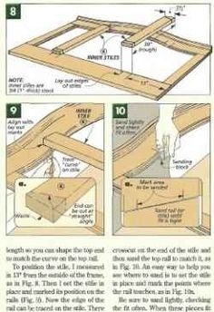 Besides good carpentry tools, some woodworking experience and a nice work shed, there is something else which would be very helpful for anyone who wants to make his own furniture, and that is furniture building plans.