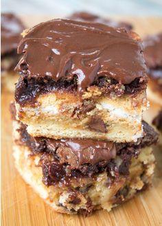 I Just Got Dumped Brownie Bars