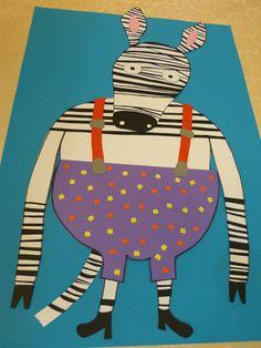 A Zebra Camila - Escola Básica Nº1 Gondomar - Álbuns Web Picasa