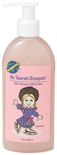 Circle of Friends Natasha's No Tearski Shampoo, 8 oz. by Circle of Friends. $9.00. Natasha knows how to have soft and manageable hair, without a tear being shed! This gentle raspberry scented, tear-free formula softly cleans and controls static, fly away hair without Sodium Lauryl/Laureth Sulfates. Natasha's No Tearski Shampoo is specially formulated for fine to normal hair with Wheat Proteins, Panthenol and botanical and fruit extracts of Aloe Leaf, Raspberry, ...