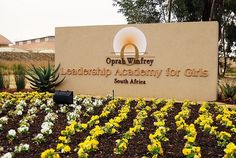 The Oprah Winfrey School / Leadership Academy for Girls is offering the Latest Bursaries 2018 for Girls in South Africa. The Bursary Programme 2018 will manage your educational Education Today, School Leadership, Out Of Africa, Oprah Winfrey, My Heritage, Black History, Women Empowerment, South Africa, Place Card Holders