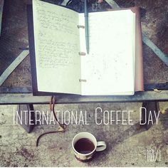 Tomorrow is #InternationalCoffeeDay! The US of A may have just had our #NationalCoffeeDay but did you know we aren't even on the Top 10 list of coffee consumers?!?! Here's the current list:  1) Finland 2) Norway 3) Netherlands 4) Slovenia 5) Austria 6) Serbia 7) Denmark 8) Germany 9) Belgium 10) Brazil USA...#22