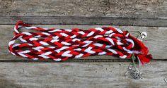 Handfasting cords pagan wedding alternative by TheWitchChandlery
