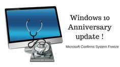 Many users who have opted for Windows 10 Anniversary update are complaining…