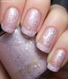 revlon nail polish in starry pink