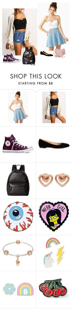 """""""Pin it"""" by audrey-balt ❤ liked on Polyvore featuring Converse, Chloé, Coach, Marc by Marc Jacobs, Red Camel, Big Bud Press, OBEY Clothing, Bling Jewelry and Polaroid"""
