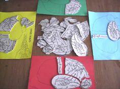 """Ectomy"" (a game about the brain) - ellenjmchenry.com #redbiogeojuega #ambitcientific"