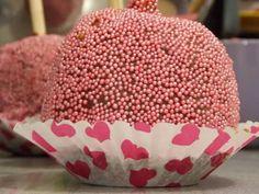 Chocomanzana corazones rosas, San Valentin