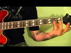 ▶ SLIDE BLUES GUITAR - EASY - How to Play - Free Online Guitar Lessons With Tabs - YouTube