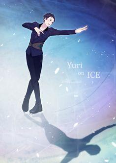 Katsuki Yuuri | Yuri!!! on Ice