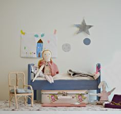 Minina Loves Kids Brand, Little Ones, Kids Room, Toddler Bed, Toys, Baby, Furniture, Home Decor, Beautiful Things