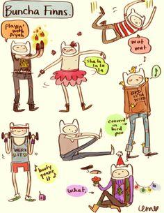 #Finn - Adventure Time -
