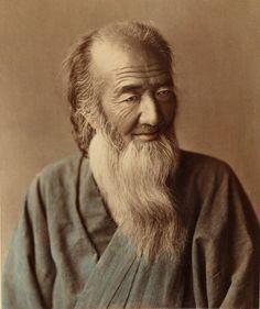 Old man, ca. 1870