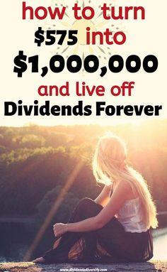Investing In Stocks, Investing Money, Retirement Money, Early Retirement, Best Money Saving Tips, Money Tips, Dividend Investing, Budgeting System, Investment Portfolio