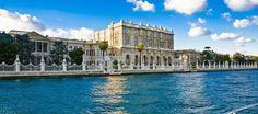 Dolmabahçe Palace - http://dinnercruisesistanbul.com/dolmabahce-palace/