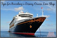 Tips for boarding your Disney cruise line cruise ship on embarkation day. Disney Magic Cruise, Disney Cruise Ships, Run Disney, Disney Vacations, Vacation Destinations, Disney 2017, Disney Bound, Italy Vacation, Disney Trips