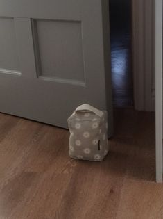 Shop for beautiful hand made fabric doorstops from Amy Joanne Interiors in gorgeous fabrics from Peony & Sage, Emily Bond and RawXclusive. Emily Bond, Door Stop, Gorgeous Fabrics, Beautiful Hands, Home Accessories, New Homes, Pretty, Handmade, Home Decor