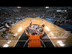 "Panathinaikos B.C - Cska ""The Jungebrand & Martin Show"" Euroleague Semifinal 2012"