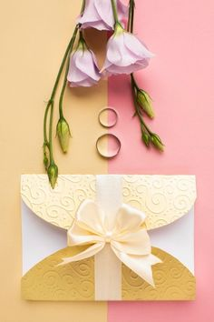 Top view luxury wedding stationery. Download it at freepik.com! #Freepik #freephoto #wedding #invitation #card