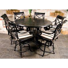 5 piece leisure la danta dining set by leisure select patios