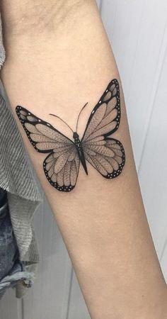 - Beautiful Butterfly Tattoo Ideas - Topstoryfeed - Beautiful Butterfly Tattoo I - Butterfly Tattoo Ideas - Top Story Feed - Mini Tattoos, Rose Tattoos, Leg Tattoos, Body Art Tattoos, Small Tattoos, Sleeve Tattoos, Tatoos, Tattoo Life, Tattoo Femeninos