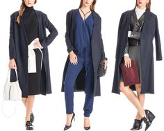 Style Smarts: 3 Ways to Wear an Oversize Coat  #InStyle