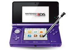 Nintendo 3DS Midnight Purple... I think I'm in love <3
