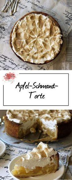 Apfel-Schmand-Torte   Rezept   Backen   Kuchen