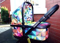 First impressions review of Cosatto WOW travel system.  http://www.poutinginheels.com/home/first-impressions-cosatto-wow-travel-system/  #pram #pushchair #cosatto #britishprams #pregnancy #motherhood #bright #beautifulpram